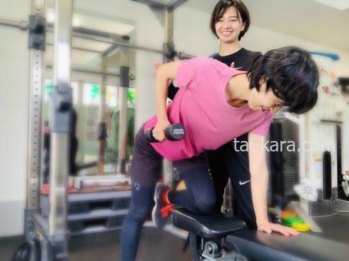 多摩の女性専門トレーニング