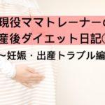 産後ダイエット日記