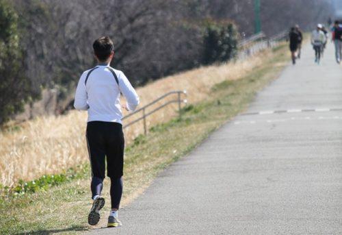 産後ダイエットマラソン