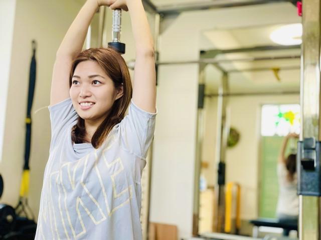 大人の女性のためのトレーニングジム